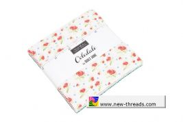 "Coledale  - Charm Pack by Quilt Jane for Moda Fabrics - 42 x 5"" fabric squares"